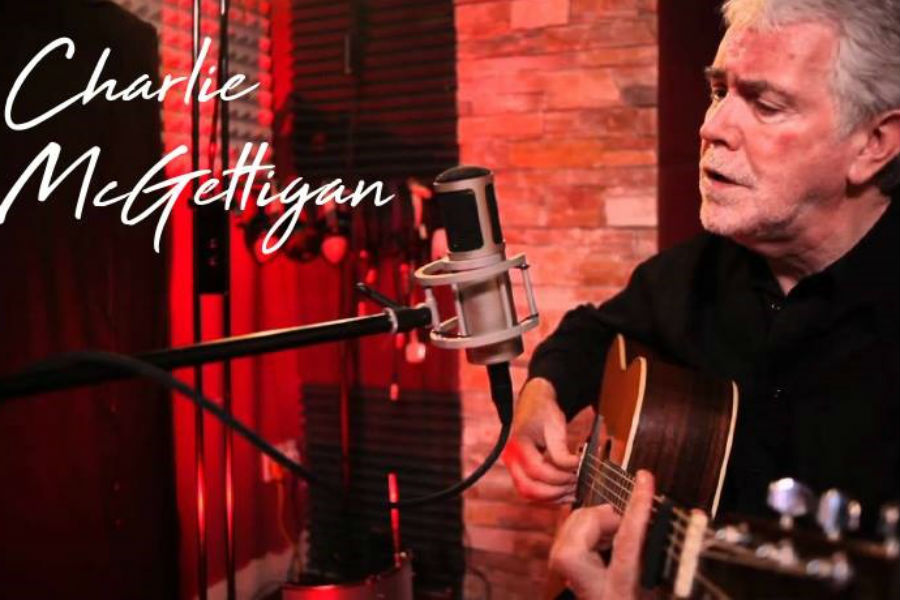 Charlie McGettigan to Play Naas Arts and Culture Centre