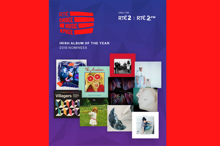 RTÉ Choice Music Prize Live Event Line-up Announced