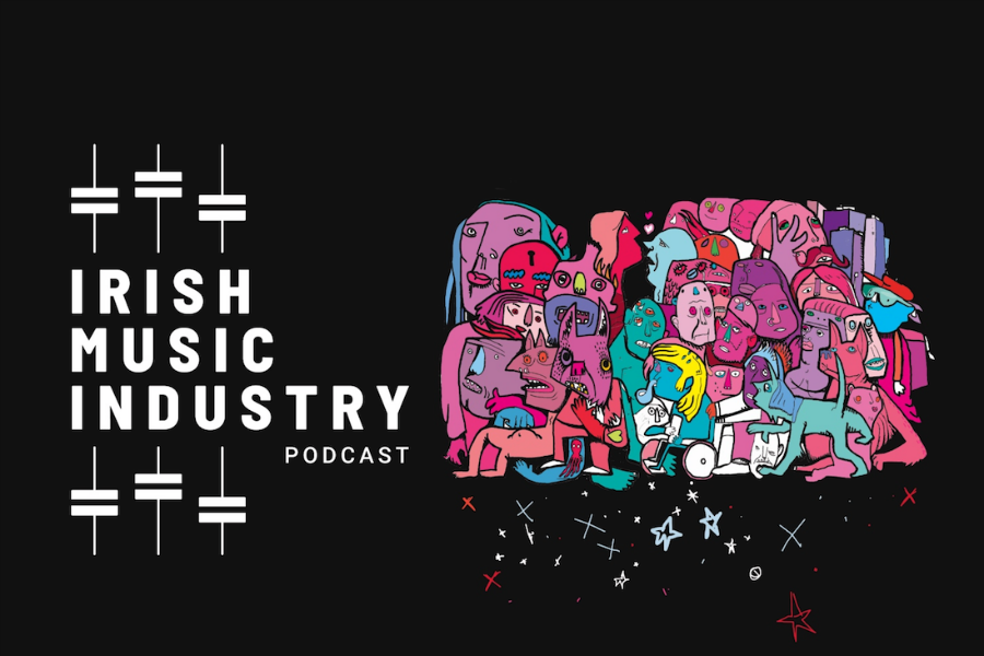 The Irish Music Industry Podcast Launches