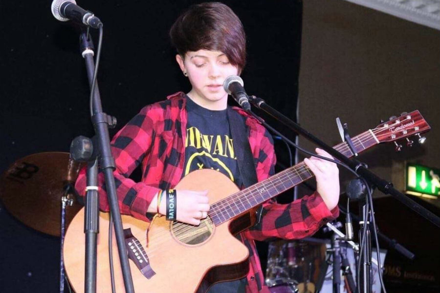 Ciara McNally Reaches Finals of International Songwriting Competition