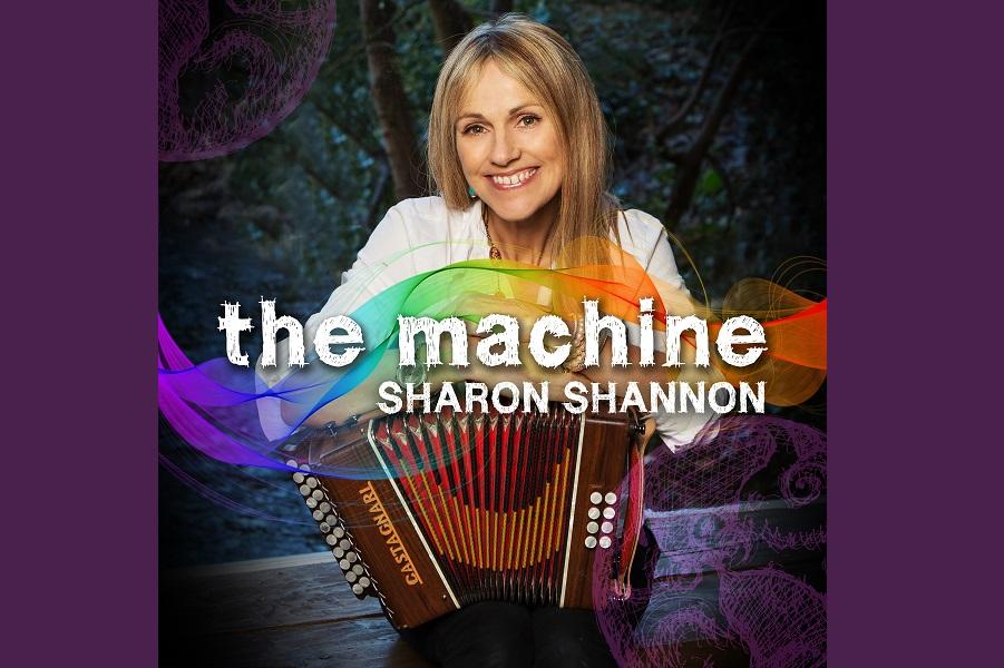 Sharon Shannon Shares Latest Single 'The Machine'