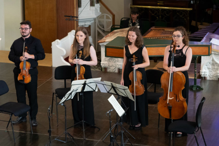 12th West Cork Chamber Music Young Composers' Competition Now Open
