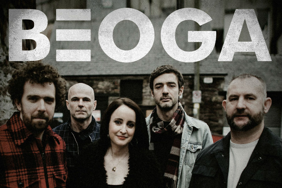 Beoga Announce Whelans Date