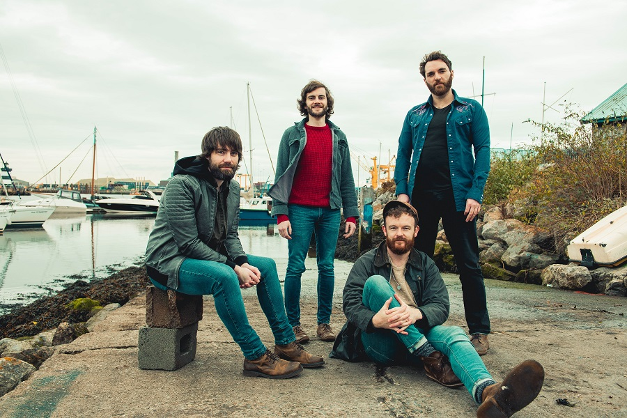 Donegal's In Their Thousands to Release 'Sit And Breathe'