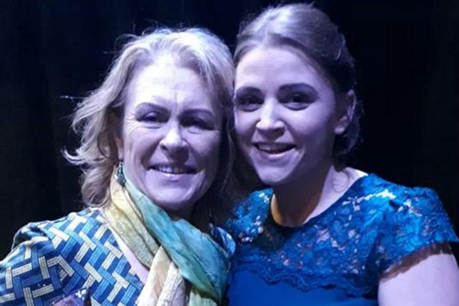 Áine Durkin Wins the Pan Celtic National Song Contest