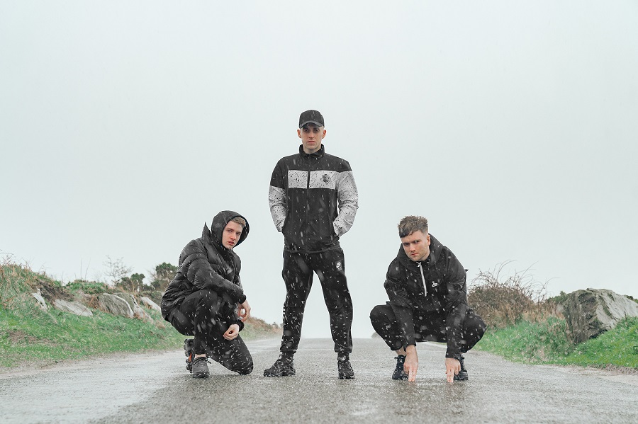 Irish Hip-Hop Trio Chasing Abbey meet BILLBOARD