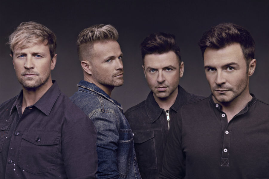 Westlife Announce New Album 'Spectrum'