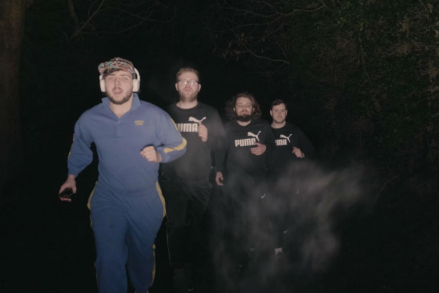 Jamie Adam Shares 'Nocturnal'