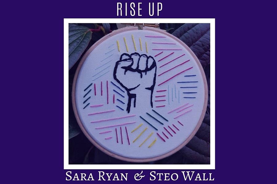Sara Ryan and Steo Wall Share Collaboration