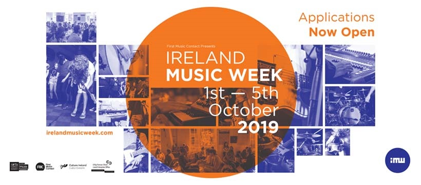 Ireland Music Week Applications Now Open
