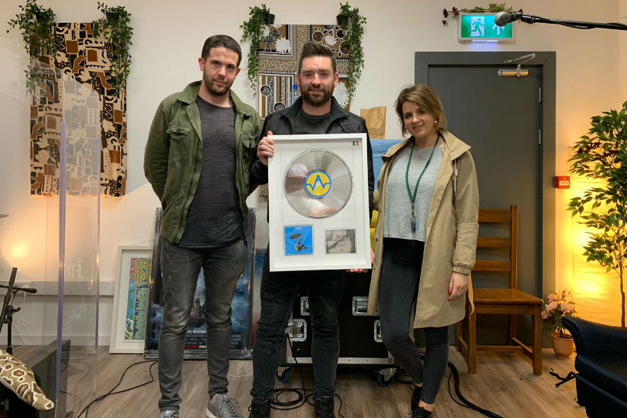 Kodaline Receive IMRO Award