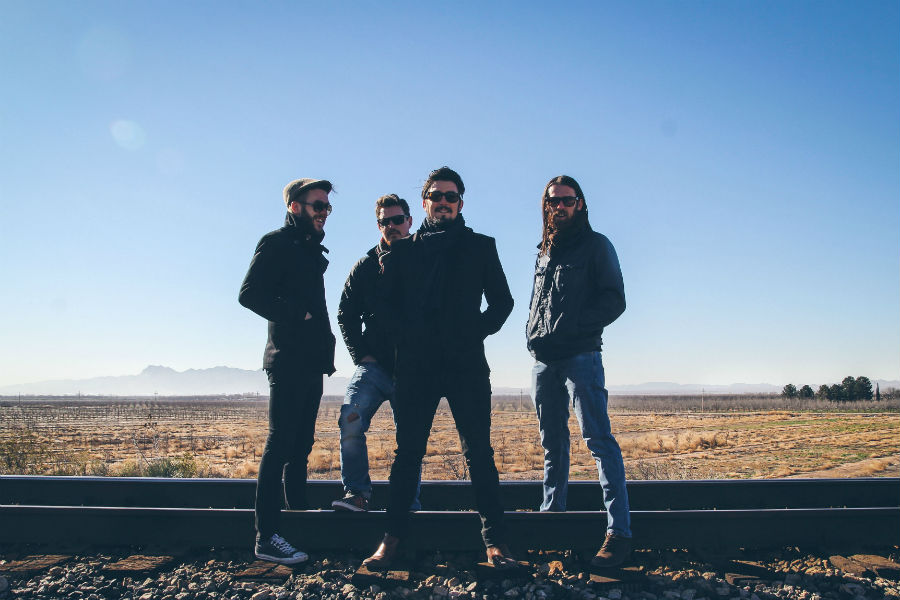 The Riptide Movement Release 'I'll Be There'