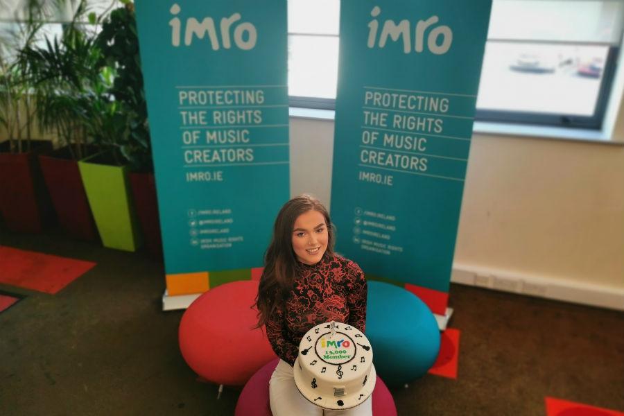 IMRO Welcomes it's 13,000th Member