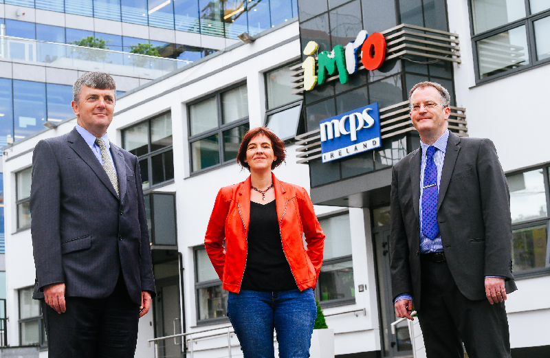 IMRO and the Law Society of Ireland Announce Inaugural IMRO Professorship of Intellectual Property Law