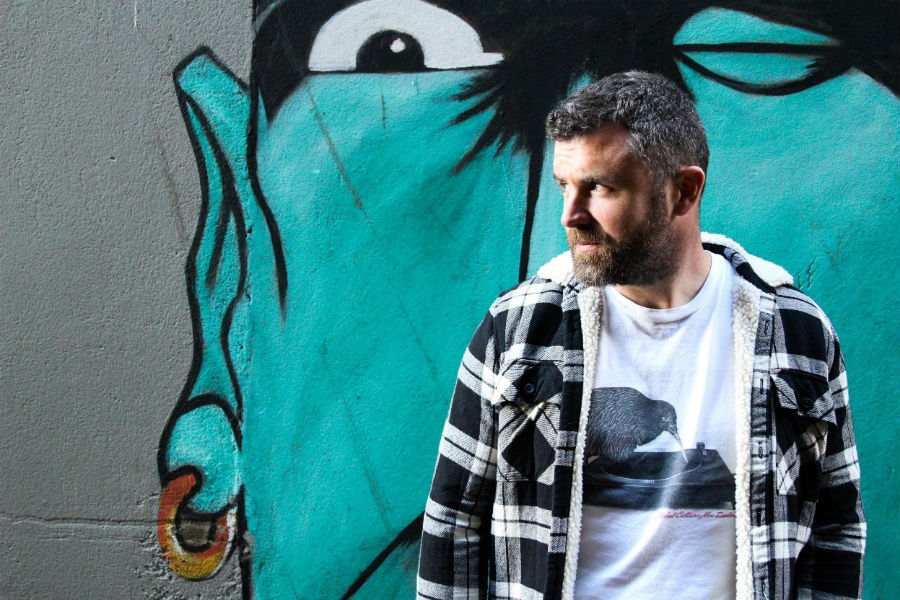 Mick Flannery Shares 'Come Find Me' Remix