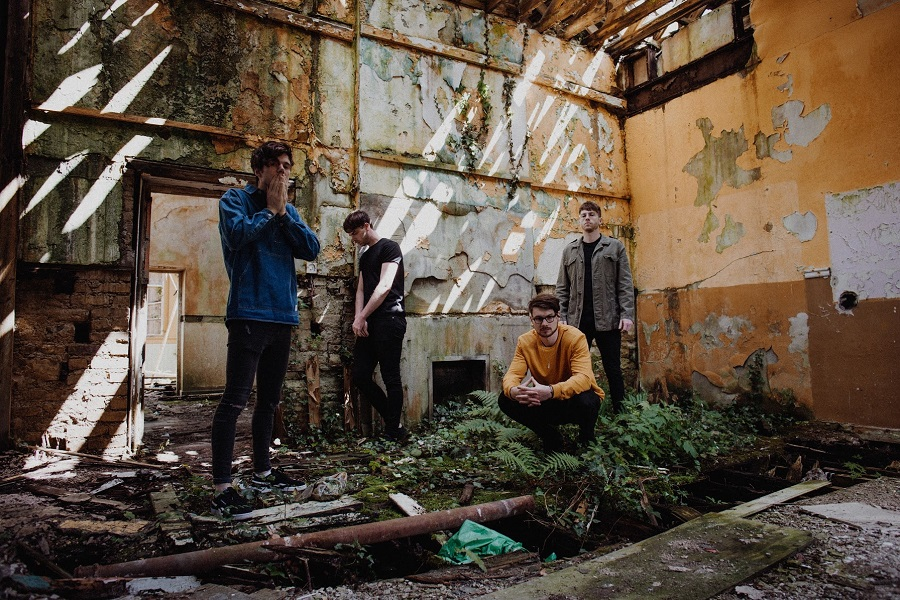 Brave Giant Share First Single from Debut Album