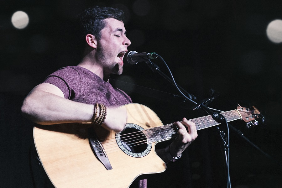 Conor Ward Shares 'The Wind Is Free'