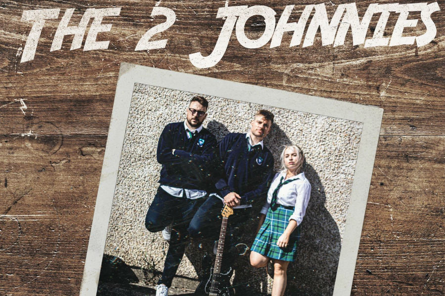 The 2 Johnnies to Release 'Sinéad'