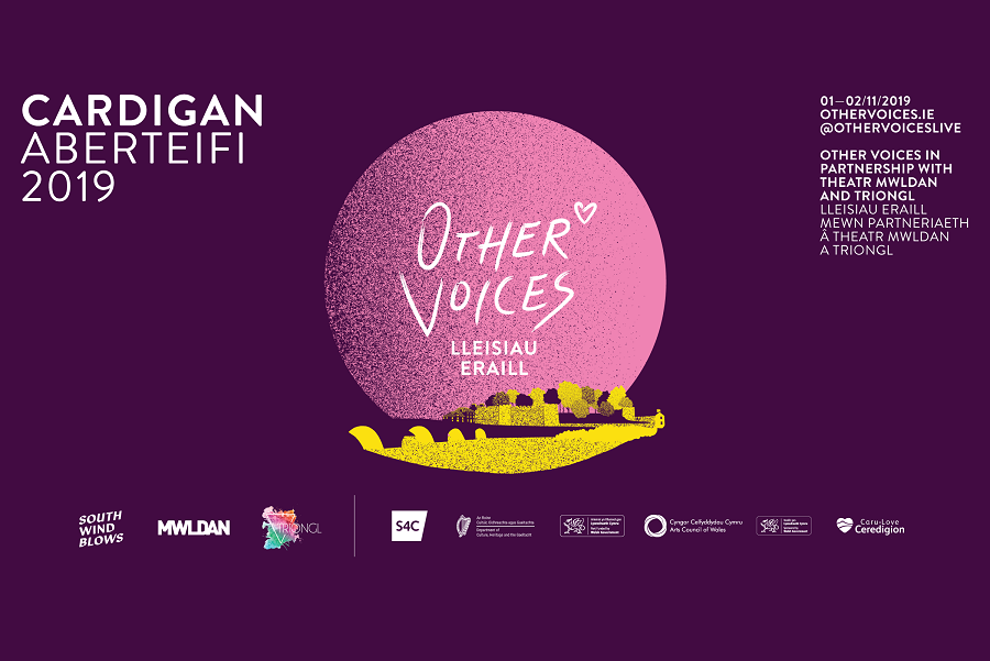 Other Voices Will Travel to Wales this November