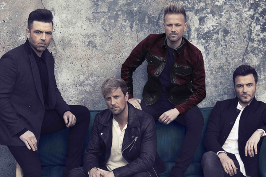 Westlife Iconic Croke Park Concert to be Released on DVD