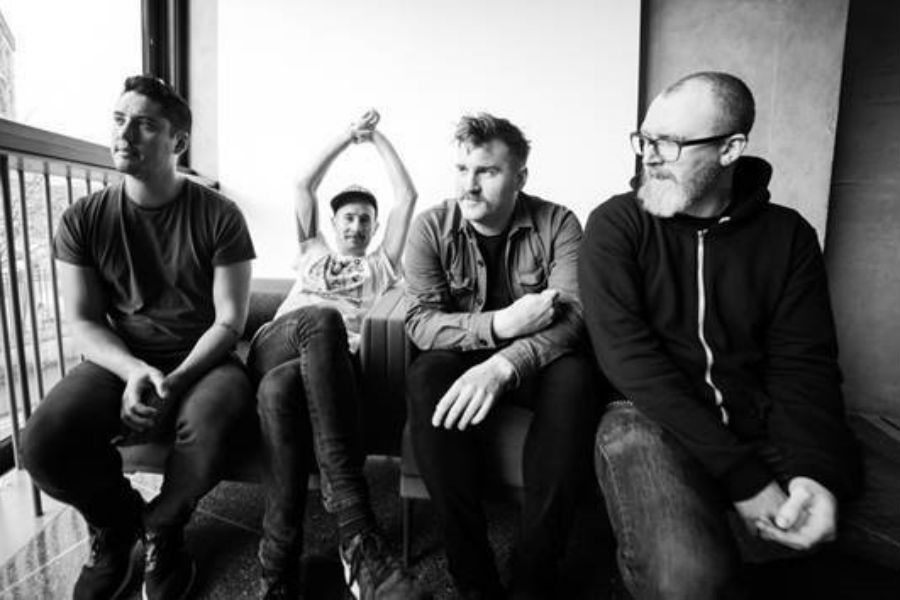 And So I Watch You From Afar Announce Special Performances