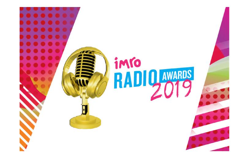IMRO Radio Awards Shortlist Revealed for 2019
