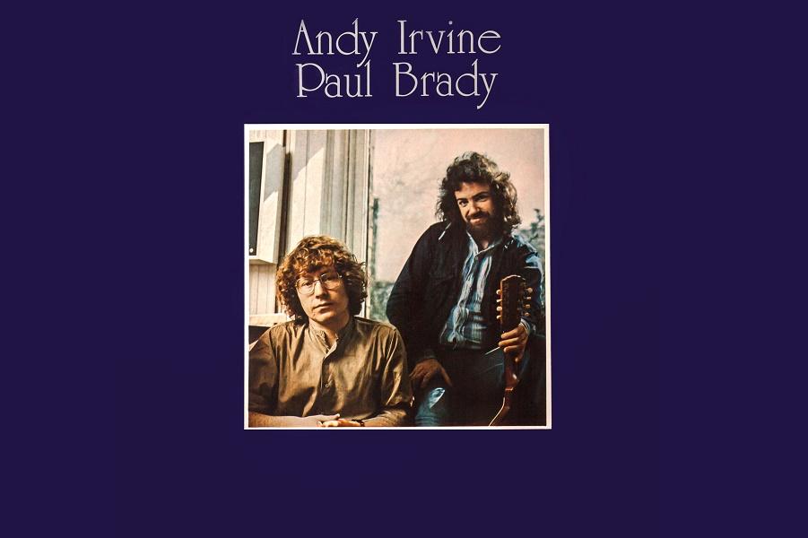 Andy Irvine & Paul Brady Set for Anniversary Tour