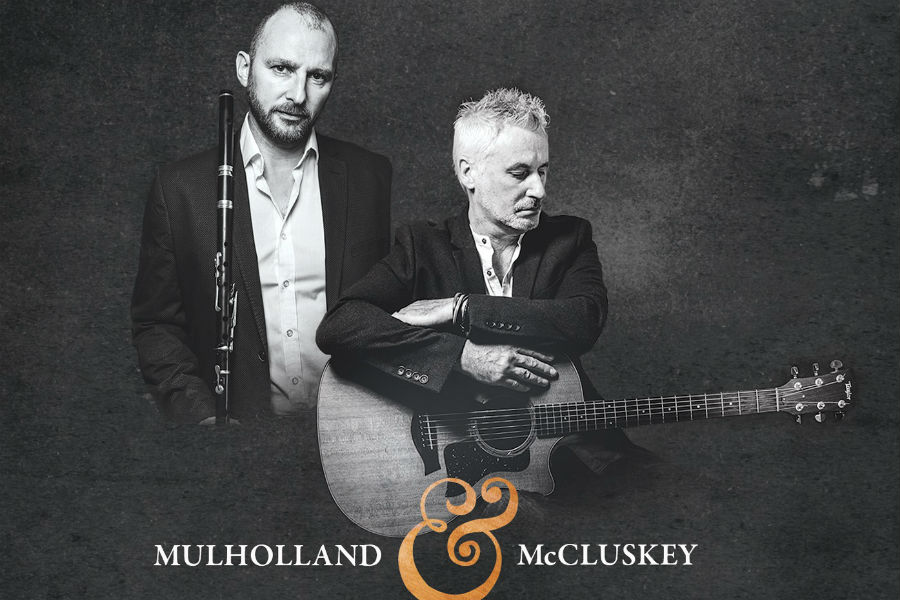 Mulholland McCluskey Share Debut Recording