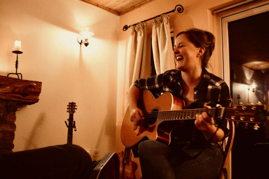 Gillian Tuite Releases Second Single from Nashville  Recording Session