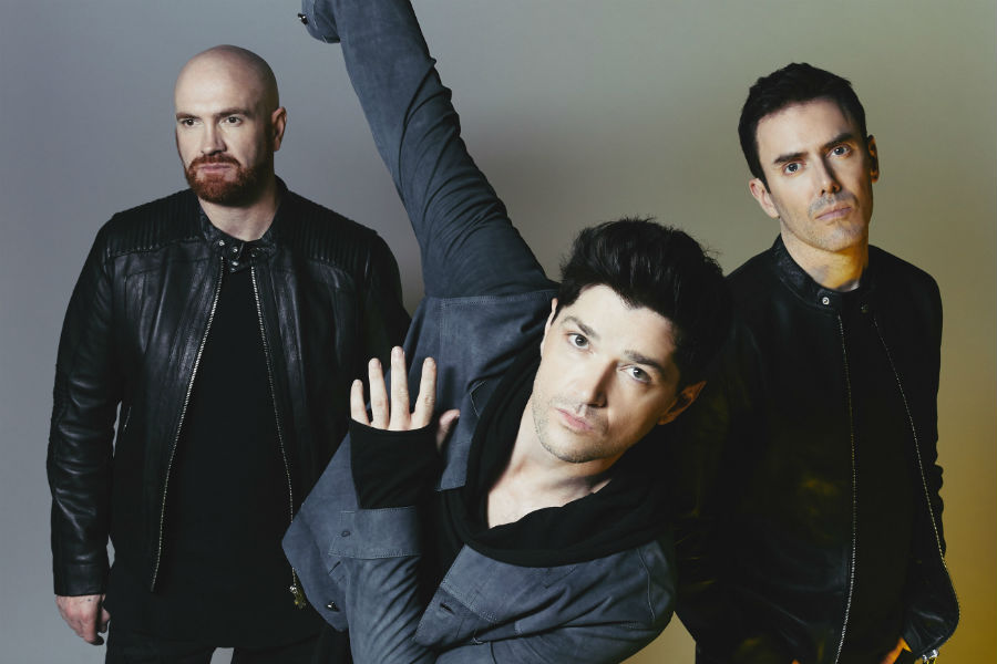 The Script Announce New Album and Tour