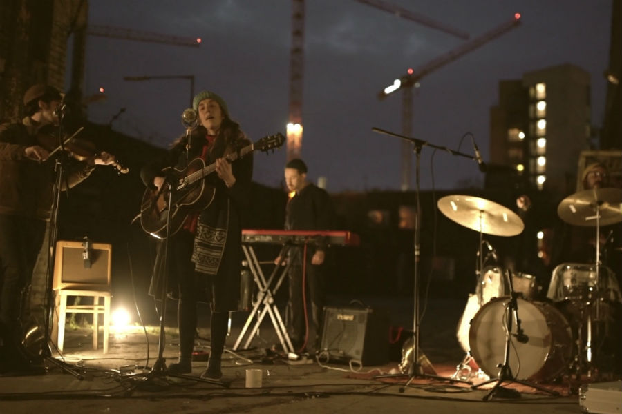 Anna Mieke Shares New Live Video by Myles O'Reilly