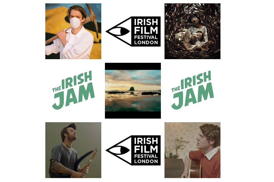 """The Irish Jam and Irish Film London Collaborate for """"Best Irish Music Video Award"""""""