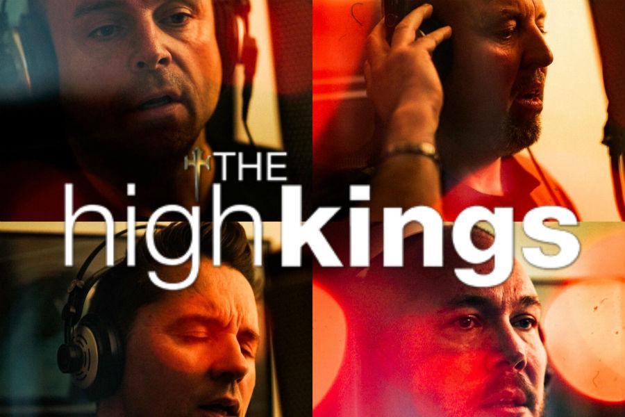 The High Kings Release Festive Single