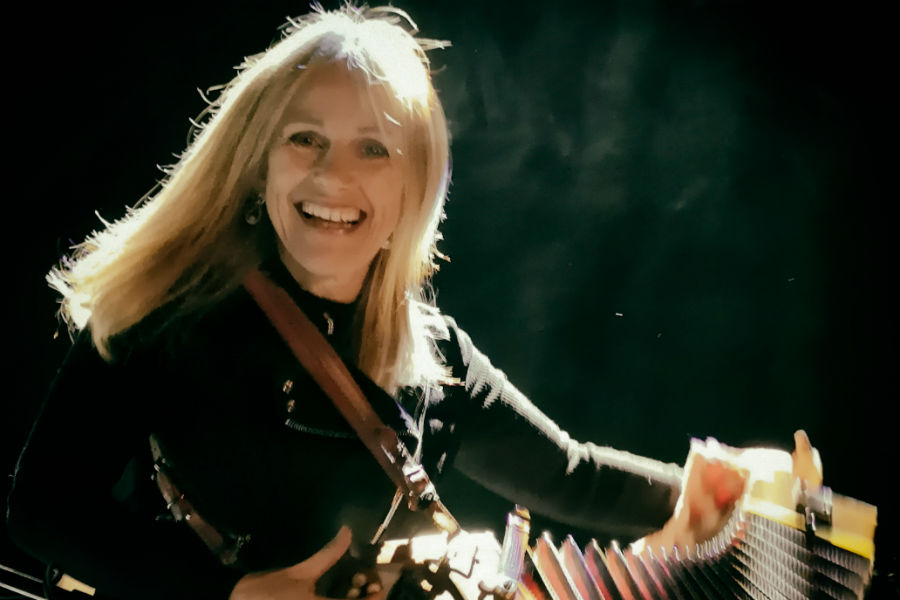 Sharon Shannon Marks 30 Years with 'The Winkles Tapes'