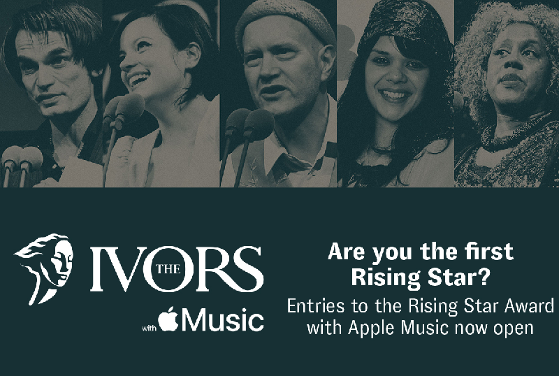 The Ivors | Rising Star Award with Apple Music