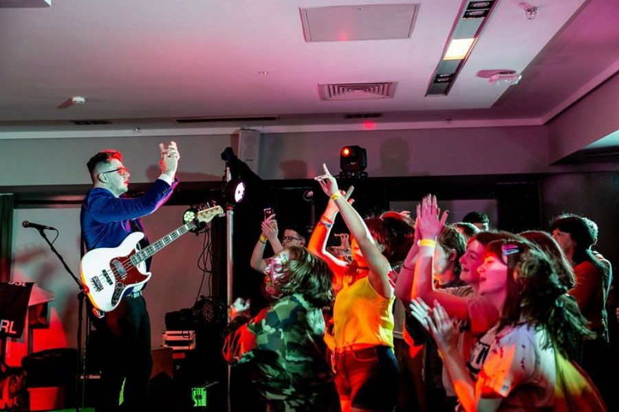 IYMAs Launch Live Album
