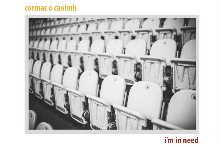 Cormac O Caoimh to Release 'I'm In Need'