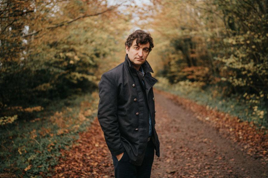 Ultan Conlon to Release 'Sparks Of The Divine'