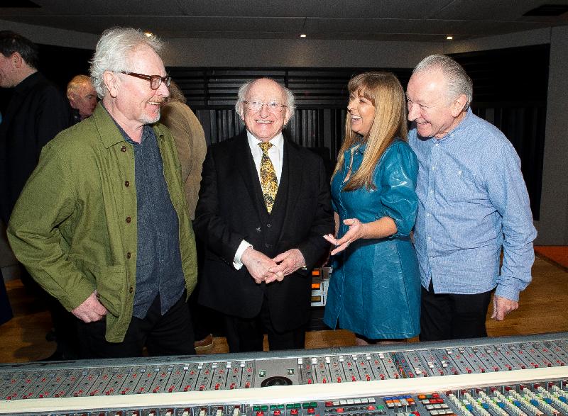 Iconic Irish Recording Studio to open its doors to the public
