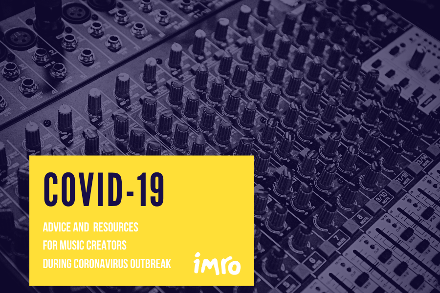 Keeping your studio environment and musical equipment Covid-19 virus free
