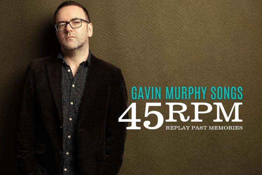 Gavin Murphy Debut Album Out Friday