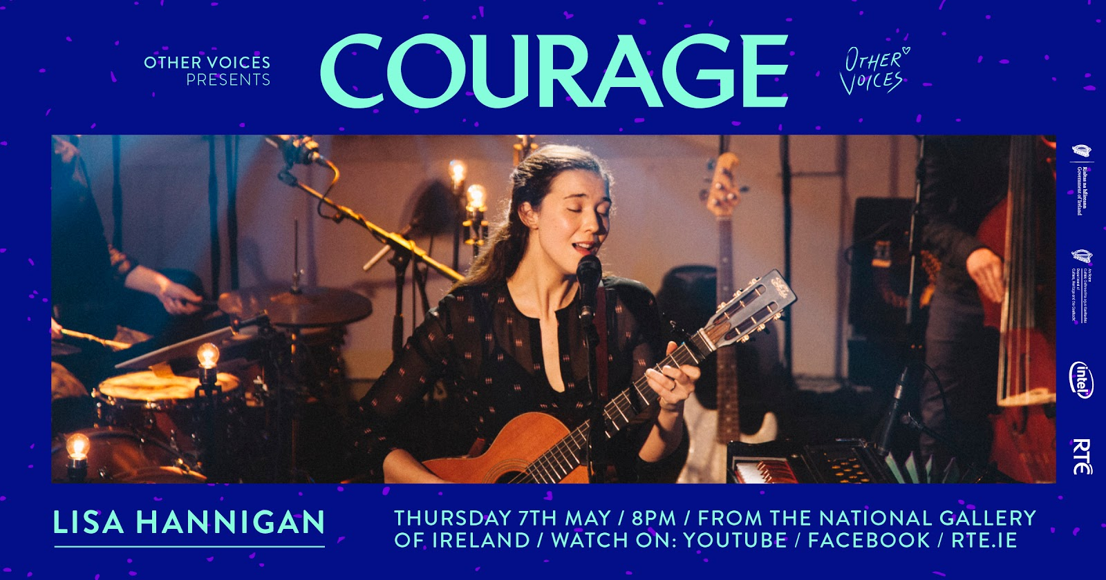 Other Voices 'Courage' Returns with Lisa Hannigan