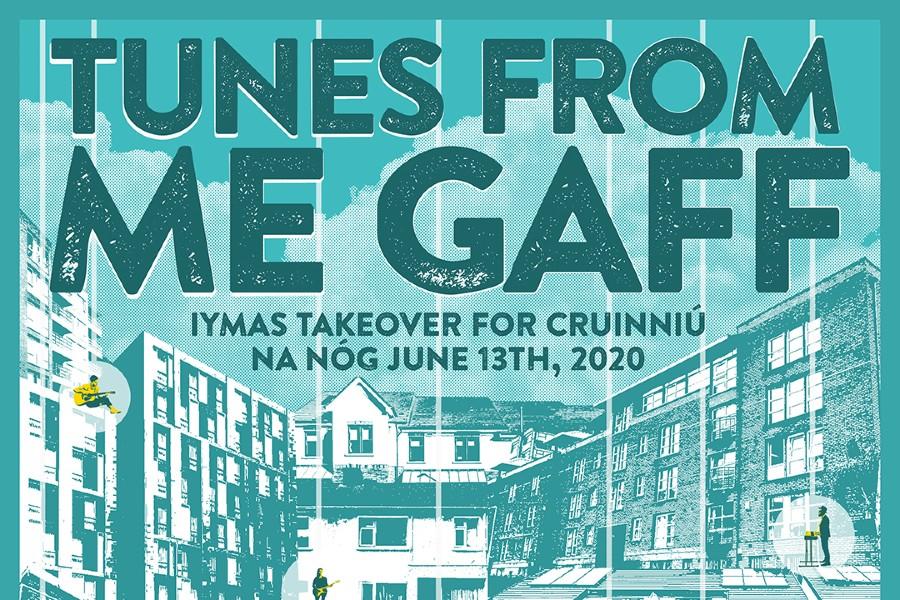 IYMAs Launch Tunes From Me Gaff as part of Dublin City Arts Office Cruinniú na nÓg