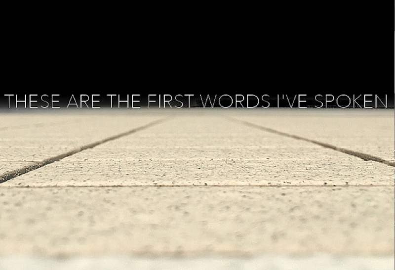 New EP from Anna Murray – These Are the First Words I've Spoken