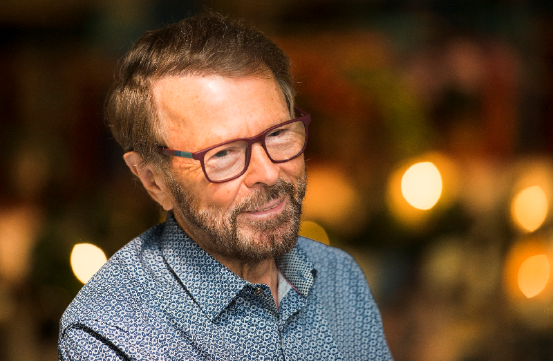 Björn Ulvaeus elected as the next President of CISAC