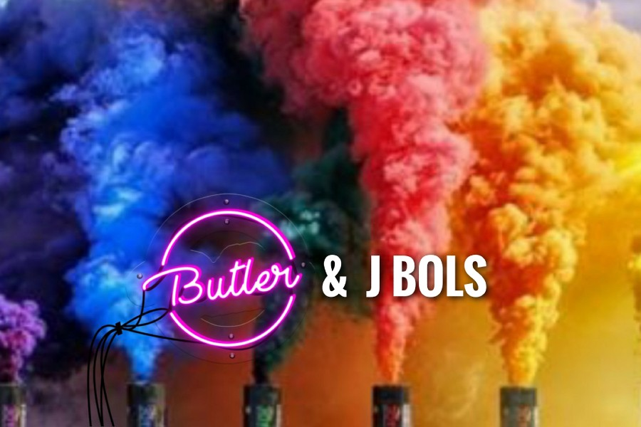 Butler and Jo Bols Unveil 'Colours Of Love'