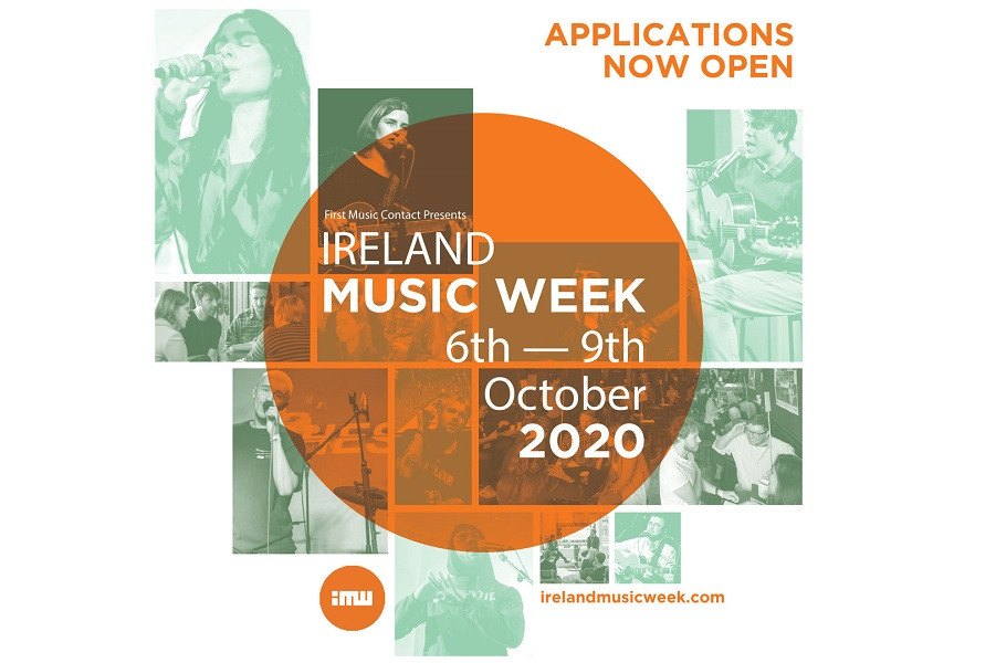 Ireland Music Week – Artist Lineup Announcement