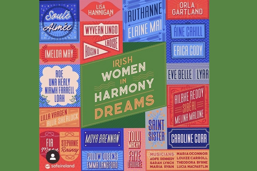 Irish Women In Harmony Share 'Dreams' in Aid of Safe Ireland