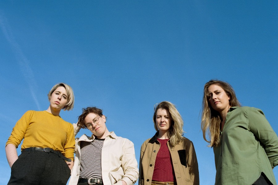 Pillow Queens Announce Album Details and Share Latest Single and Video