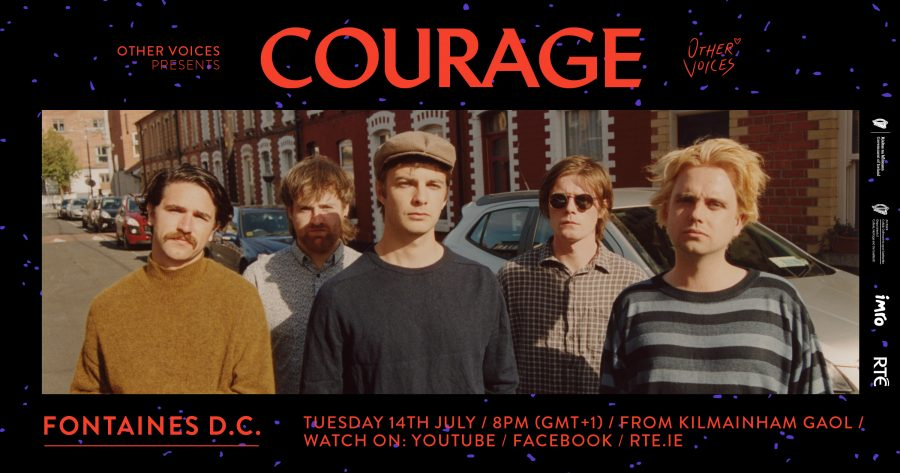 Fontaines D.C. Set for 'Courage' Performance from Kilmainham Gaol